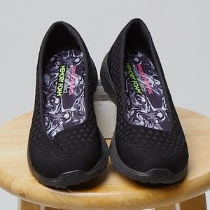 Skechers Memory Foam comfort ballet sneaker